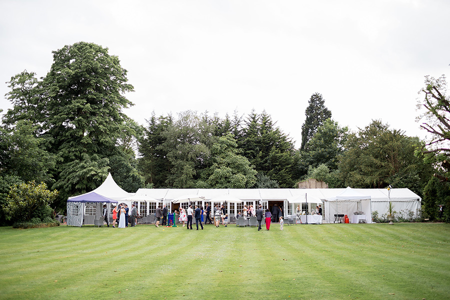 Joss and Tim- The riverside Marquee Wedding-625