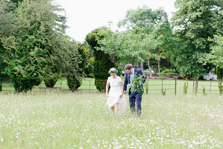 Joss and Tim- The riverside Marquee Wedding-627