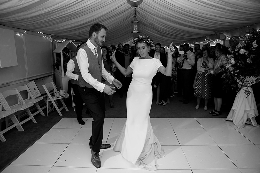 Joss and Tim- The riverside Marquee Wedding-710