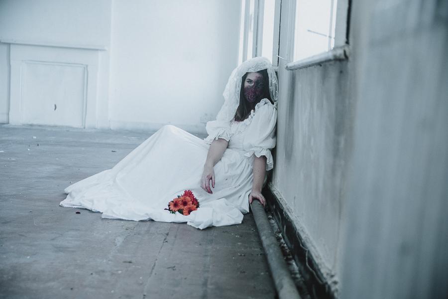 A Real Halloween Bride Horror Story: Rafaella's Ruin