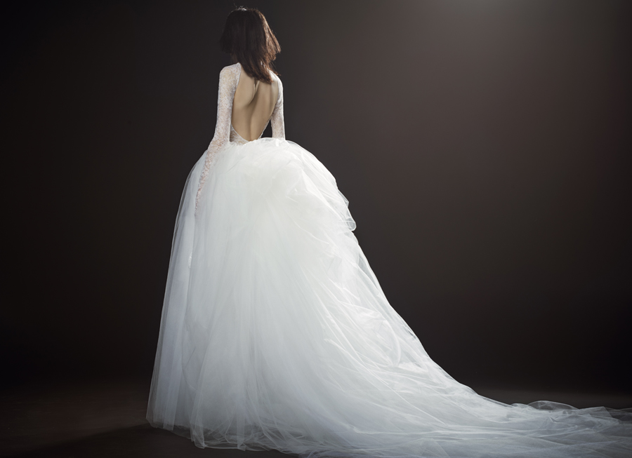 5a3ec4dca8 2018 brides – get ready for a whole load of fearless and canadian levitra  fabulous Vera Wang bridal.