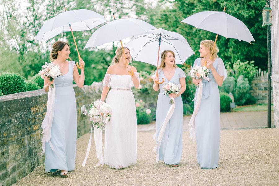 Pastel Prettiness! An Elegant Boho Barn Wedding: Kelly & Nic