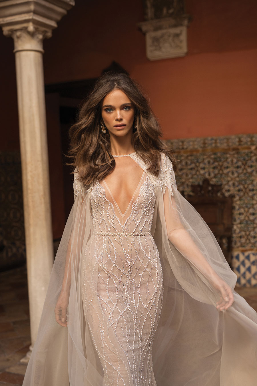 Berta bridal wedding dresses the seville collection for Where to buy berta wedding dresses