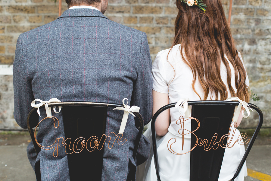 An Etsy Inspired, Botanical & Industrial Styled Wedding Shoot