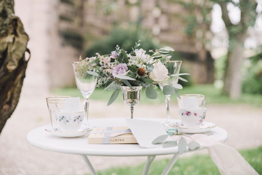 Words By Lucy Rotchell Wedding Design Images Emily Olivia Photography The Shoot Was Based On A Vintage Afternoon Tea