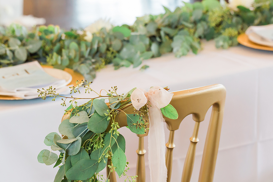 lush green wedding ideas