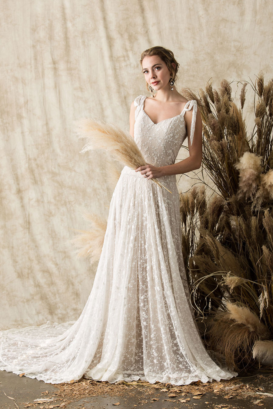 Laid-Back Boho Wedding Dresses! Etheria by Dreamers & Lovers