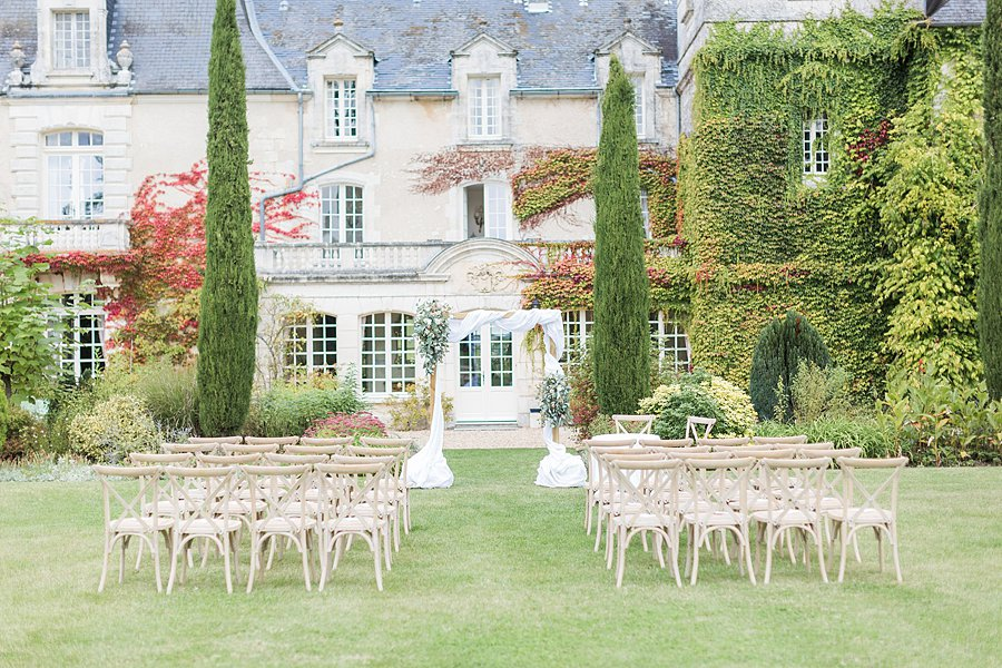 Chateau Charmant Wedding French Grey Photography22