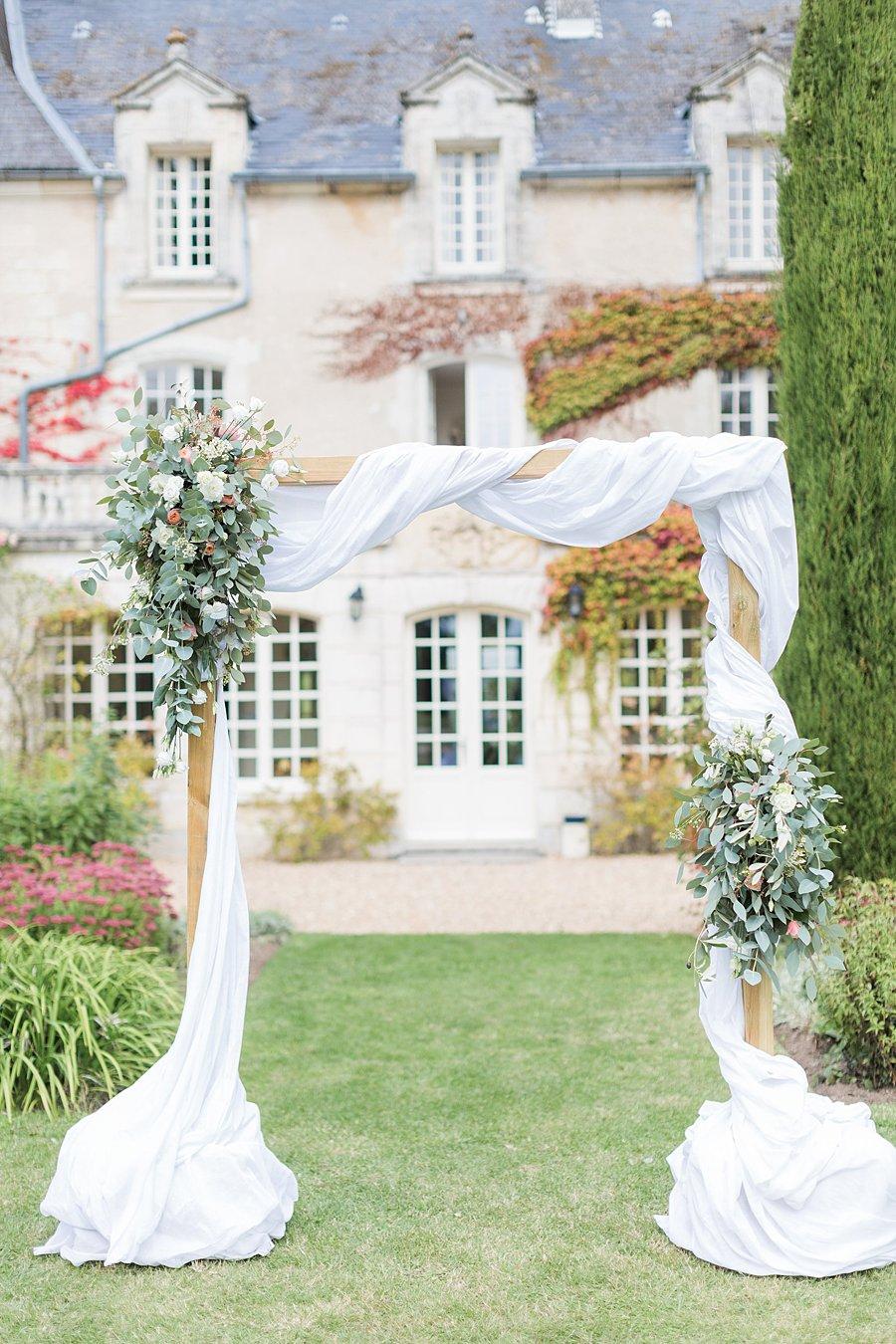 Chateau Charmant Wedding French Grey Photography26