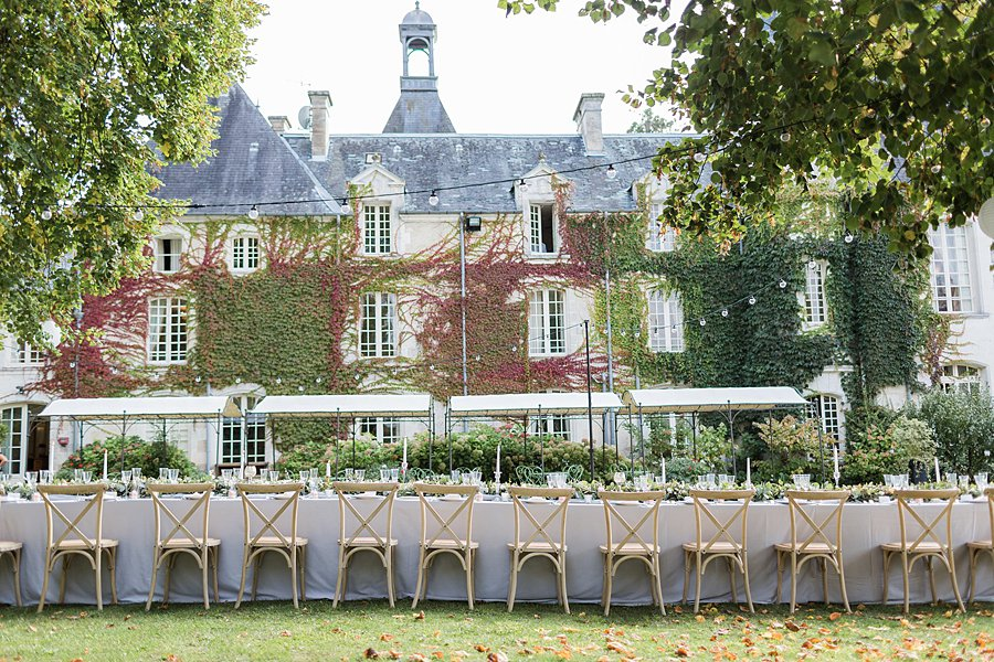 Chateau Charmant Wedding French Grey Photography63