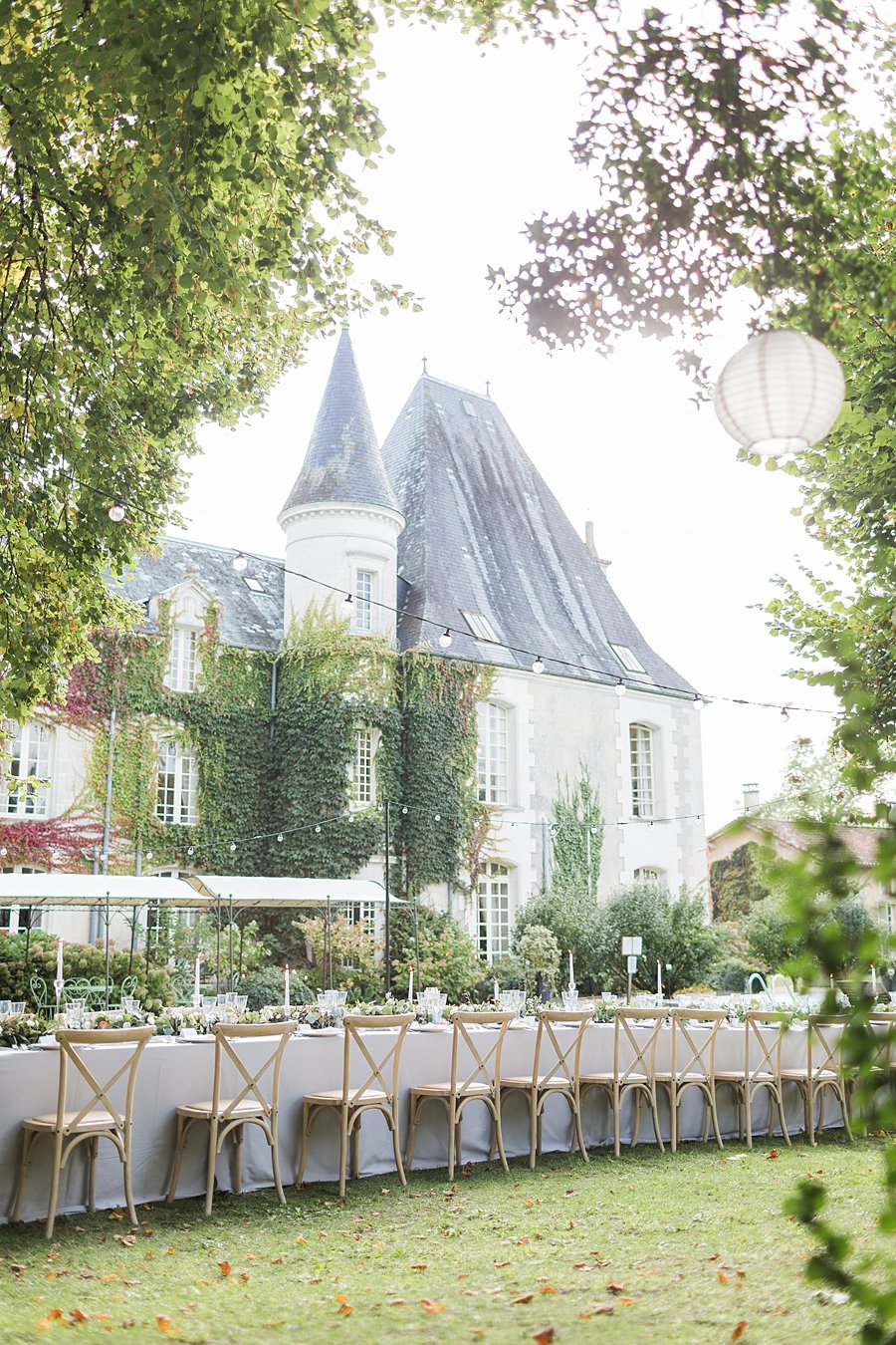 Chateau Charmant Wedding French Grey Photography64