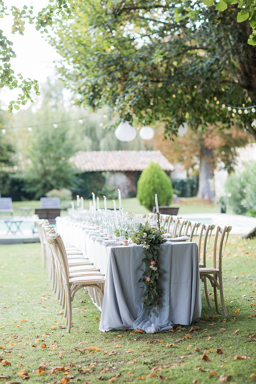 Chateau Charmant Wedding French Grey Photography66