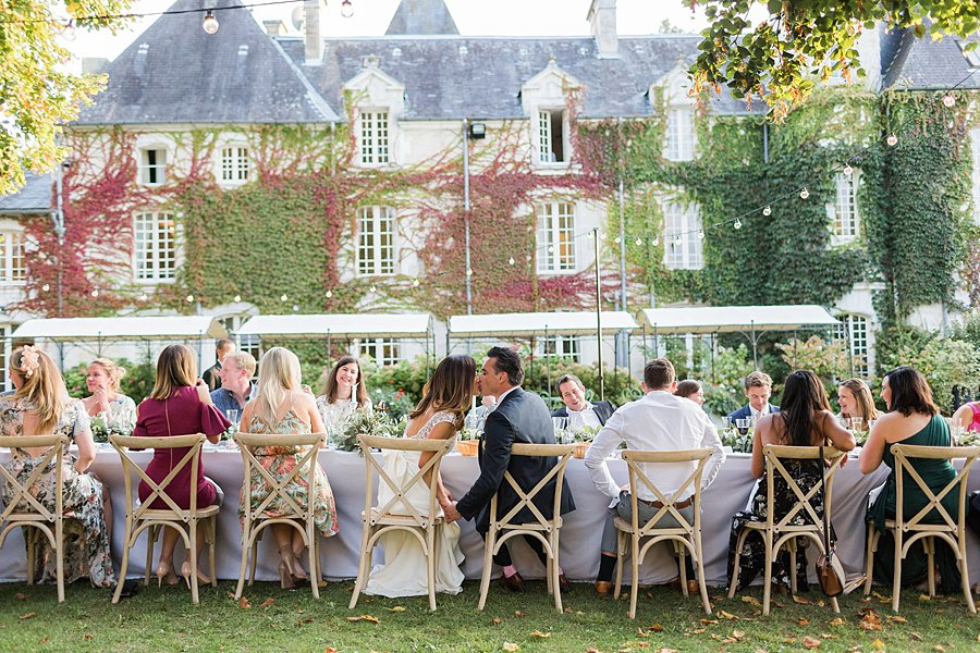 Chateau Charmant Wedding French Grey Photography77