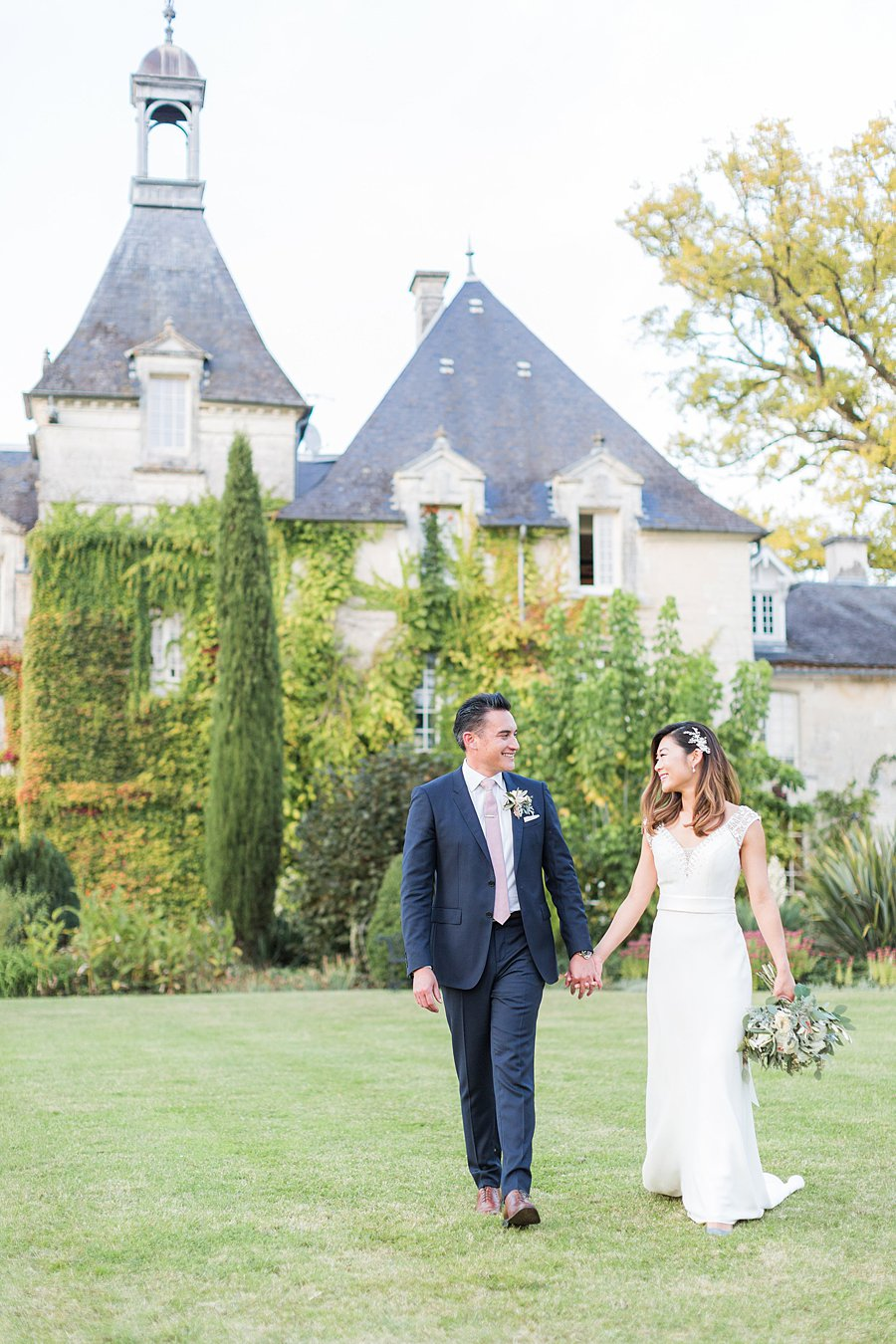 Chateau Charmant Wedding French Grey Photography79