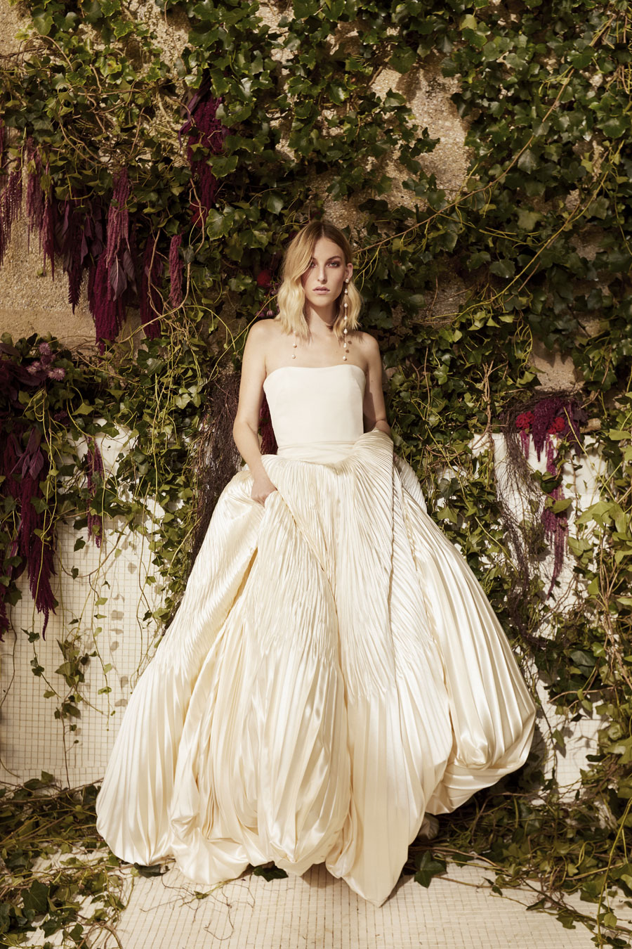 Danielle Frankel to Showcase Debut Bridal Collection at The Wedding ...