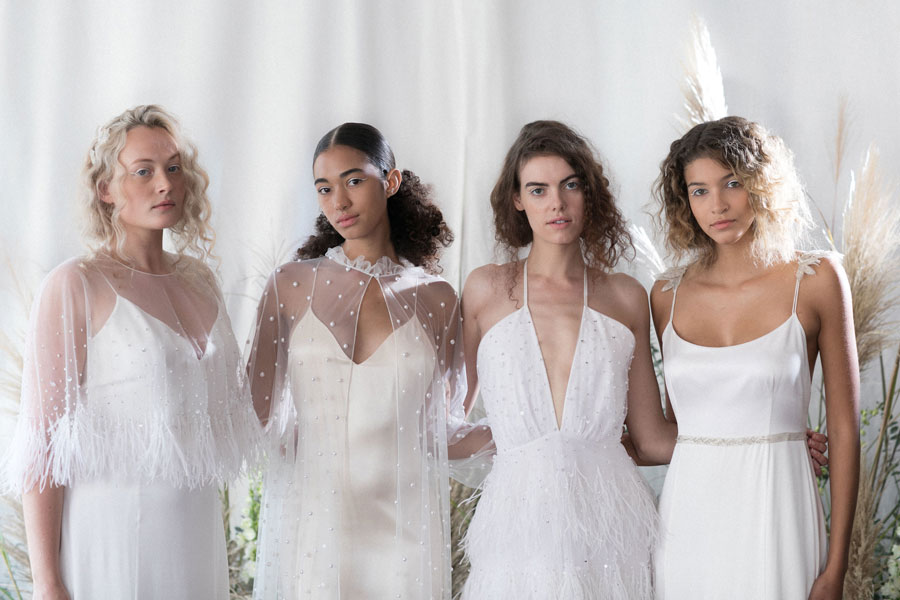 Wedding Dresses 2018! The Magic Hour Collection by Alexandra Grecco