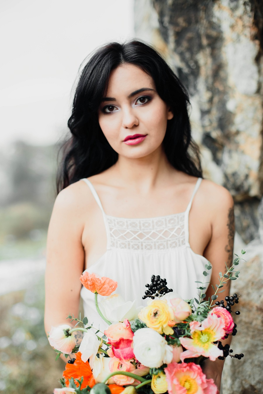 Black mood – wedding inspiration_Poland13