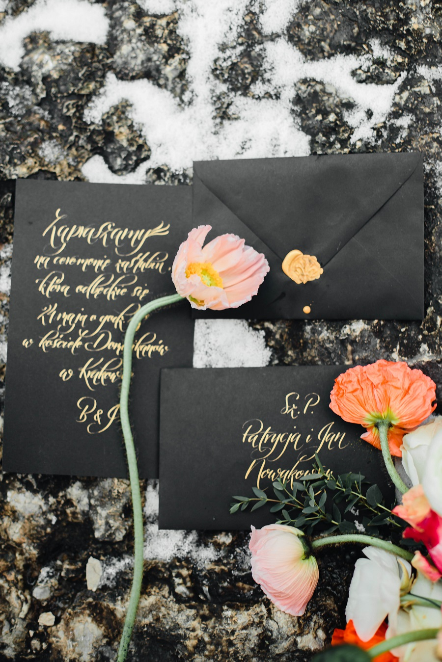 Black mood – wedding inspiration_Poland59