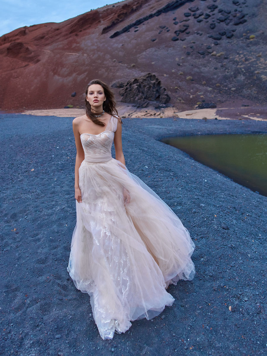 2fd097b2cf5 Galia Lahav set out to explore the intangible of the five senses.