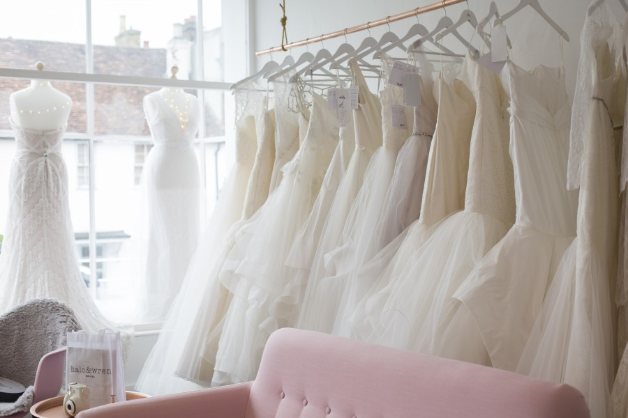 Affordable & Cool Wedding Dresses From Unique