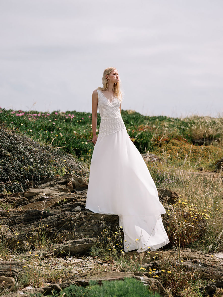 Med A Daydream Bridal Collection For 2018 By Spanish