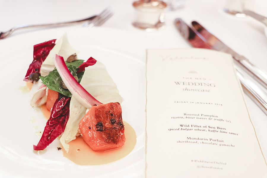 The Ned London - Wedding Showcase Lunch