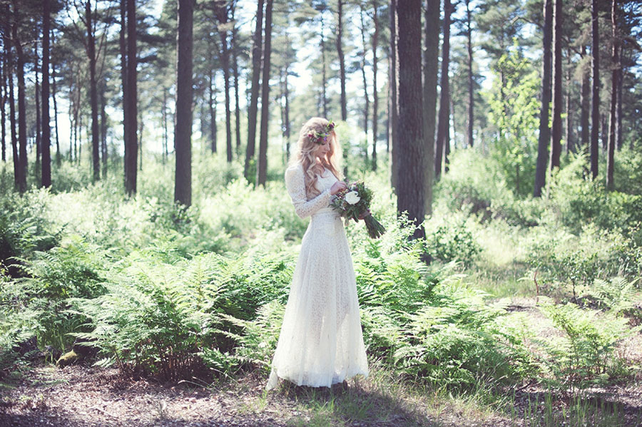 Friends of the Earth's top tips for a greener wedding!