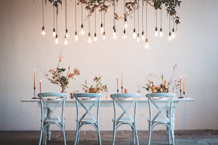 The Ultimate Wedding Decor Checklist, Leaving No Stone Unturned