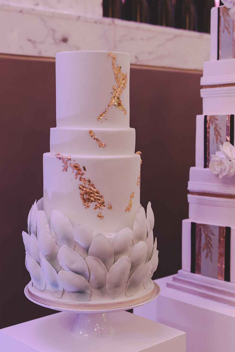 Bridelux Atelier London 2018 Victoria Made Cakes