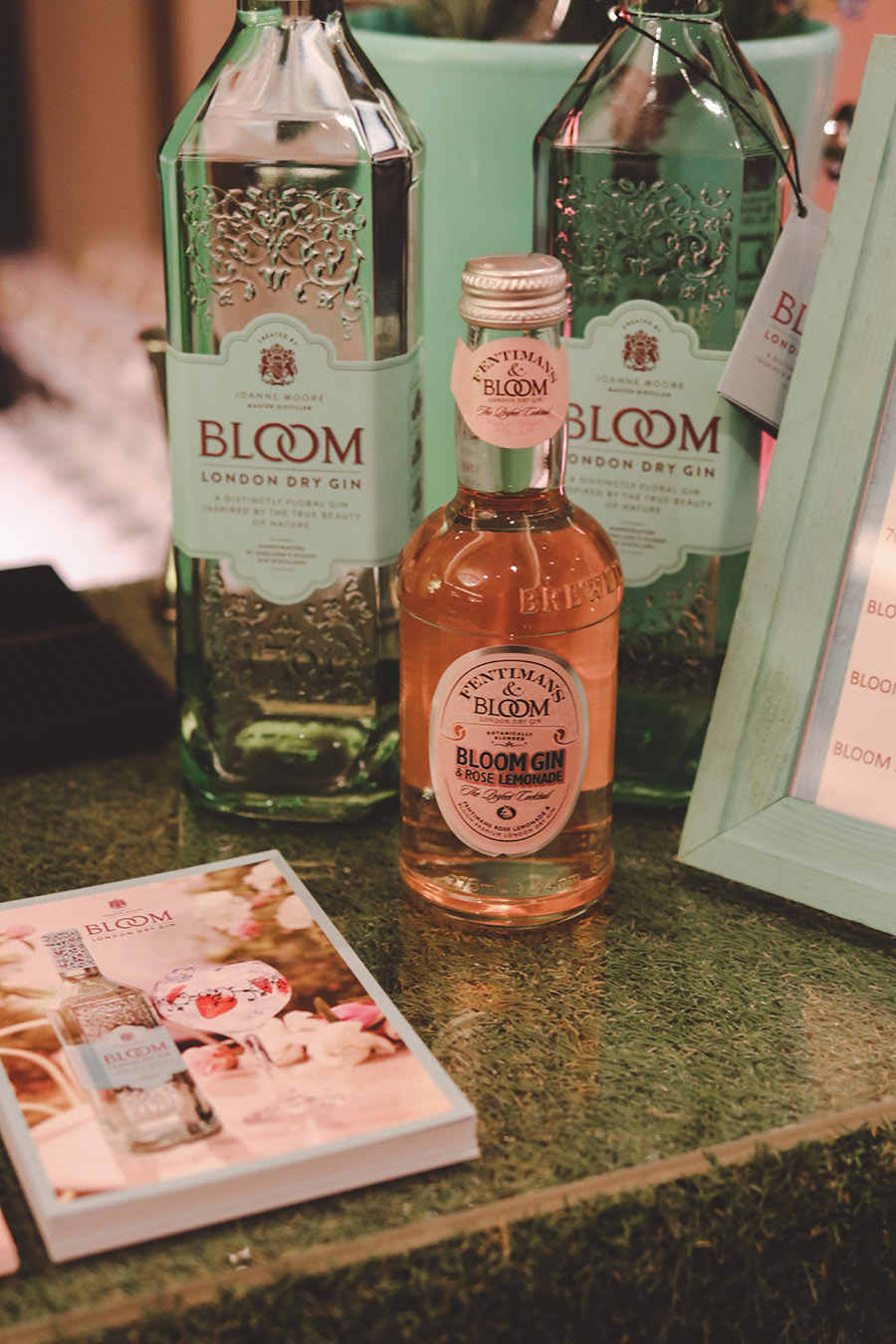 Bridelux Atelier London 2018 Bloom Gin