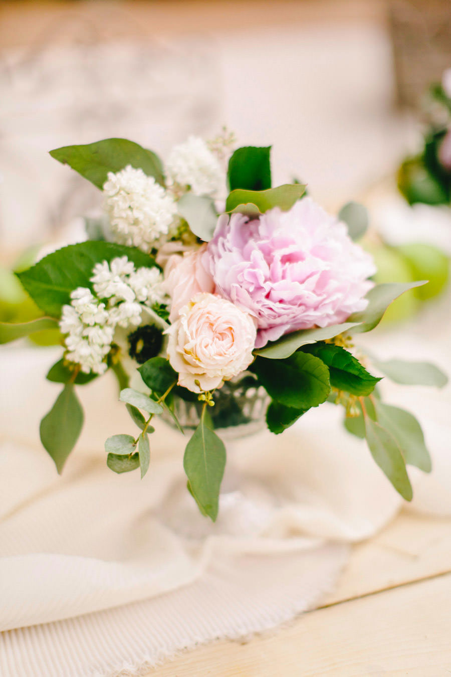 Wedding Inspiration: All Blossoms and Blush