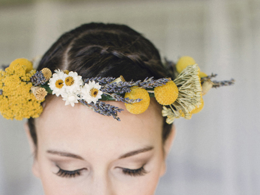 Pretty, Soft & Subtle Yellow Wedding Inspiration