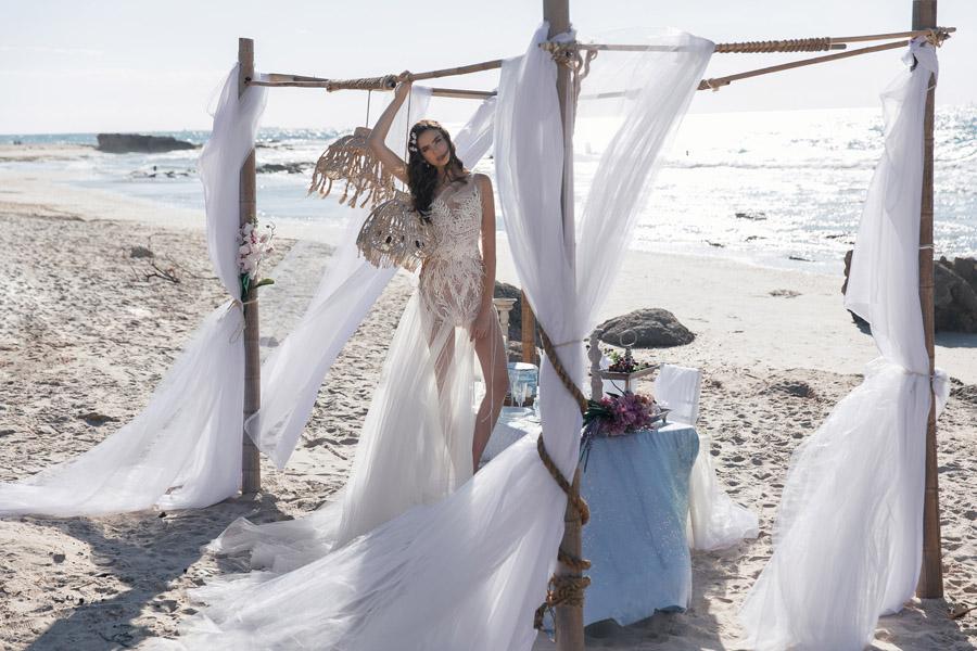 Meital Zano Bridal 201811