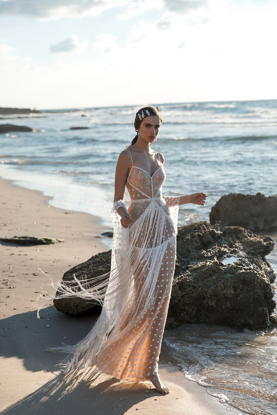 Meital Zano Bridal 201821