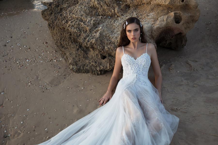 Meital Zano Bridal 201825
