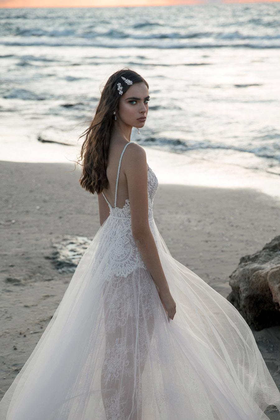 Meital Zano Bridal 201826