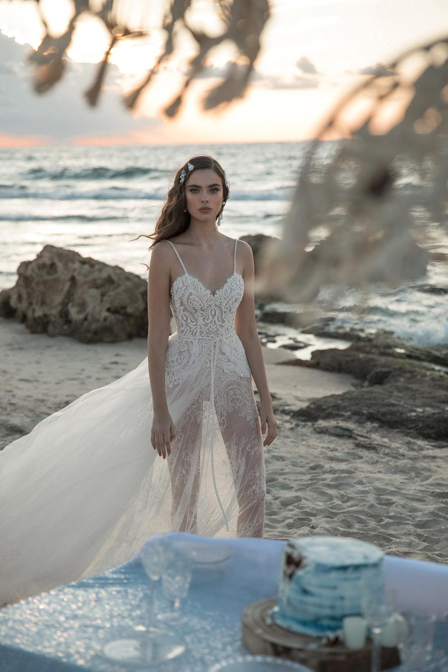 Meital Zano Bridal 201829