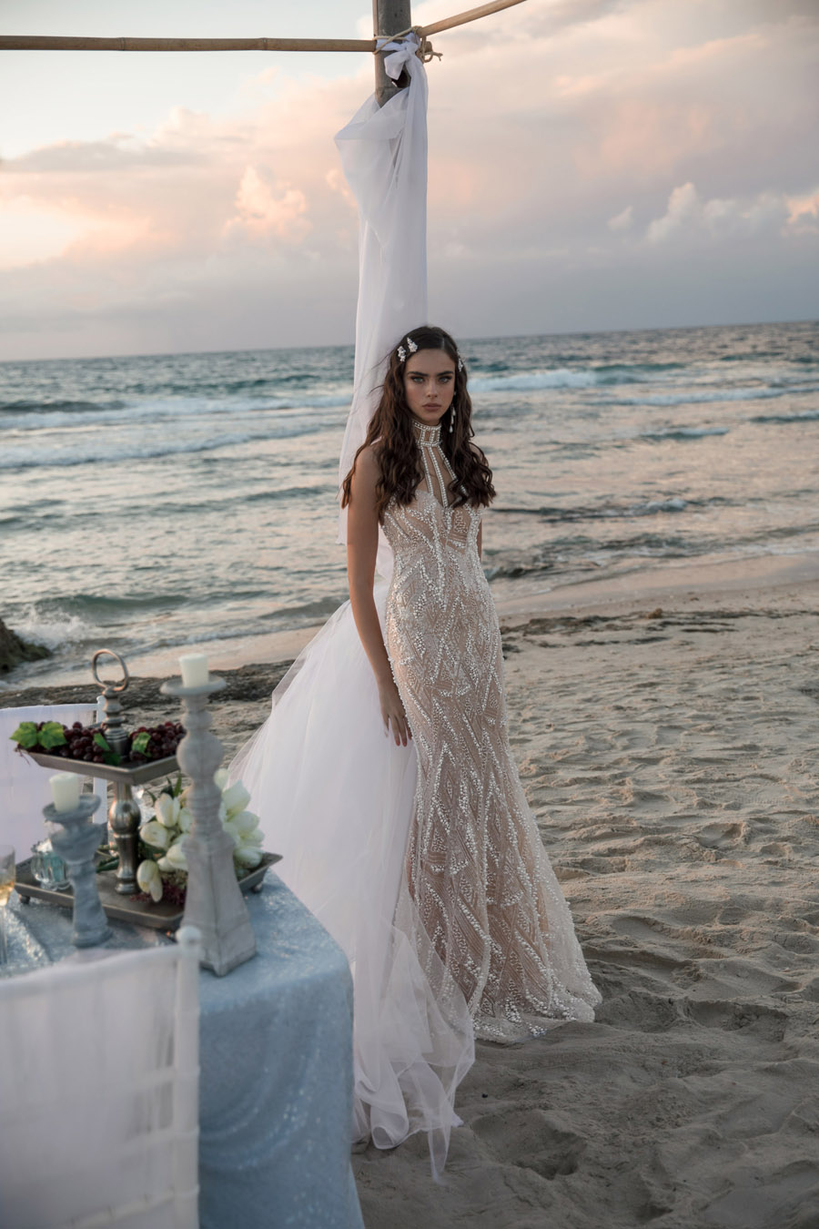 Meital Zano Bridal 201835