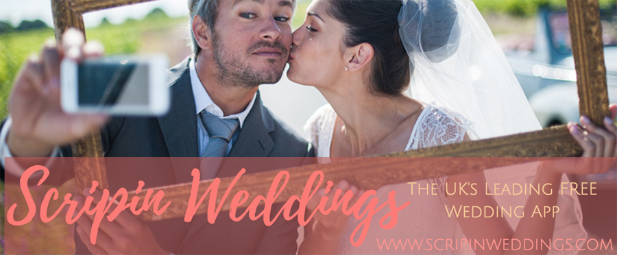 Scripin Weddings: The UK's Leading Photo & Video Sharing App for Weddings!