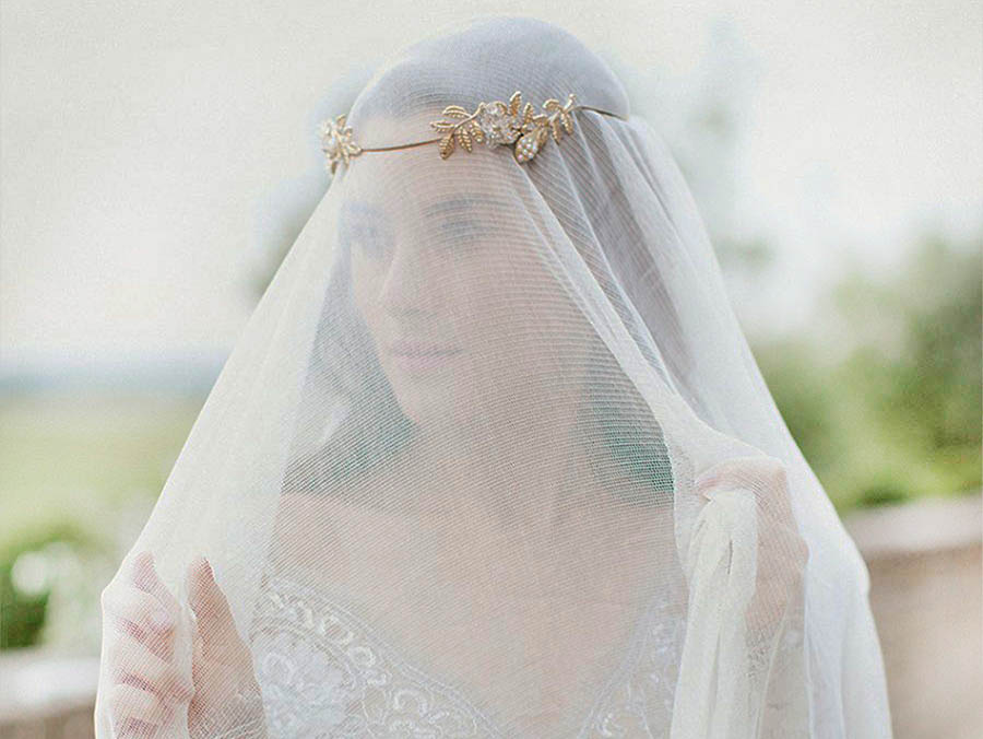 Utterly Romantic Royal Wedding Inspiration: Wistful Whites & Fairytale Veils!