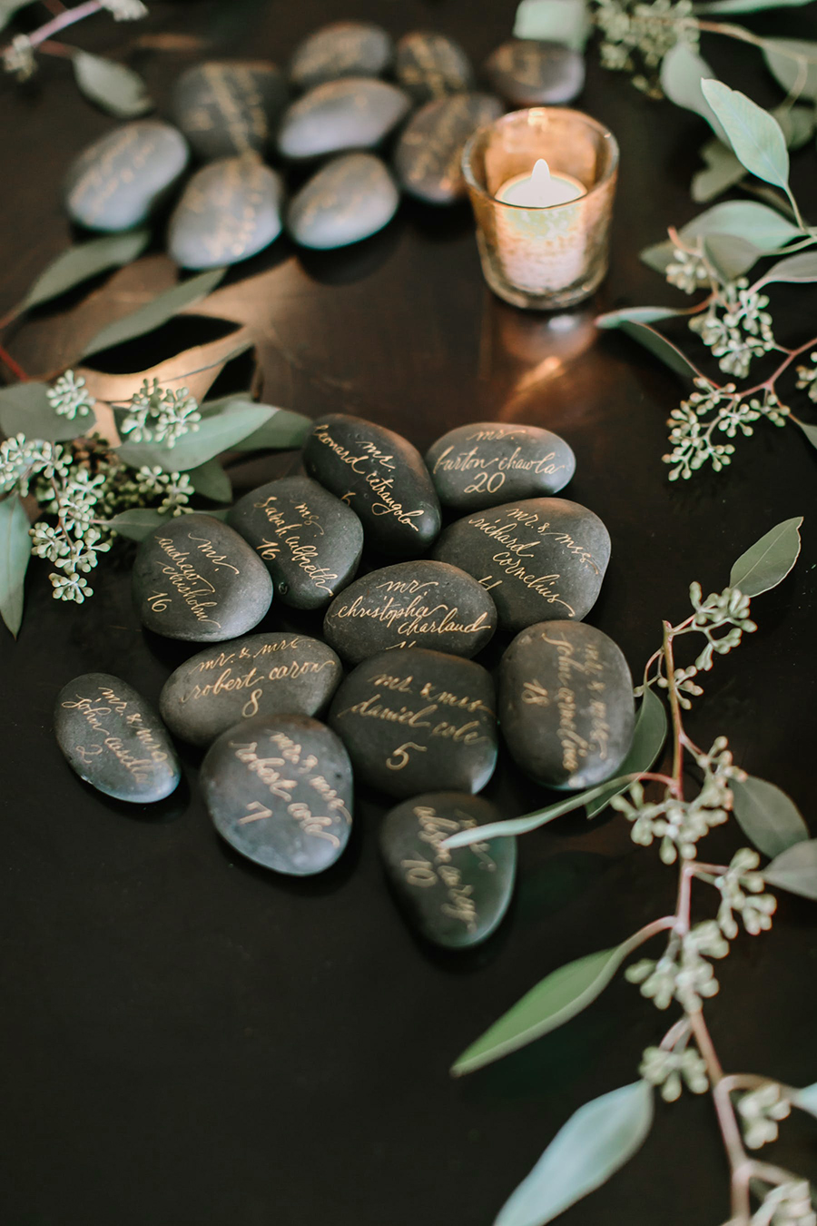 Sage and fresh succulents wedding inspirations light green