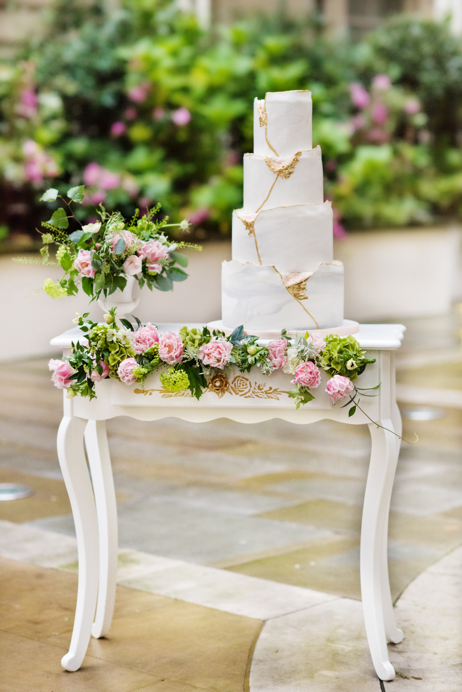 Summer Garden Wedding (69)