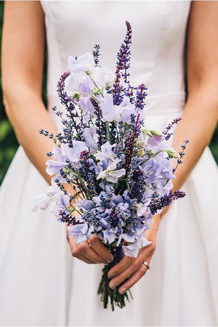 Lovely Lavender Wedding Inspiration