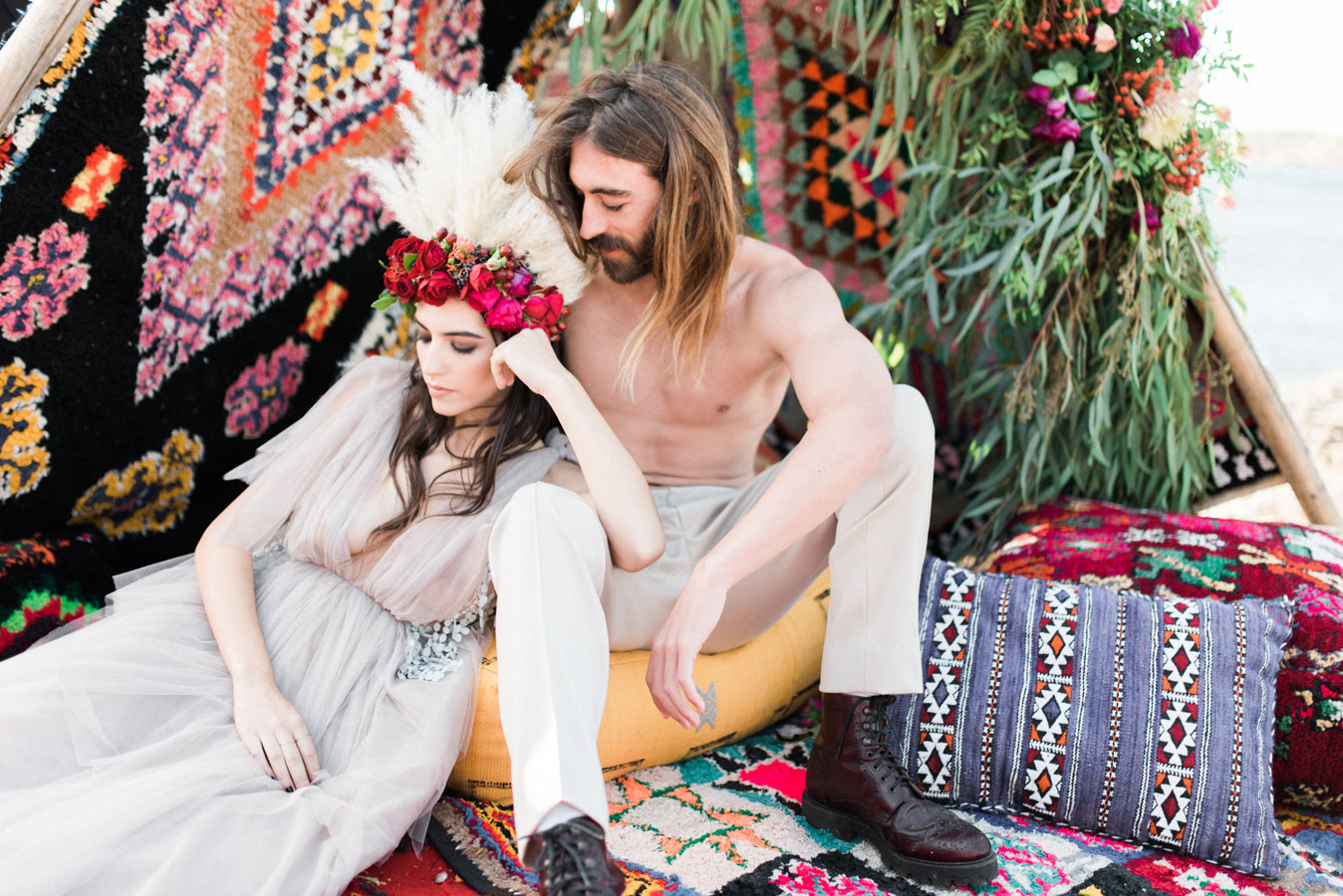 George Liopetas- Hippie Bohemian Inspiration- Sounio Greece-10