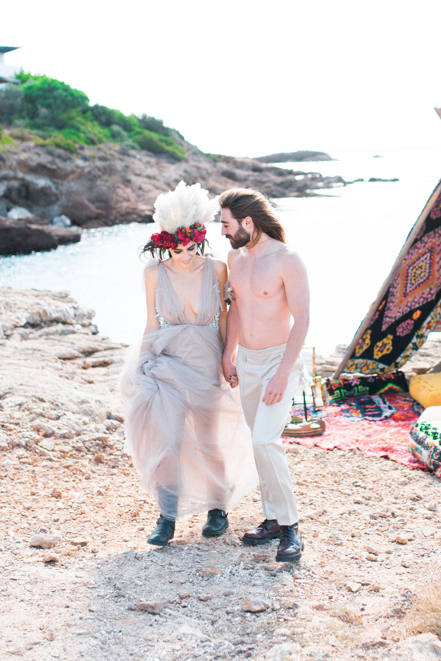 George Liopetas- Hippie Bohemian Inspiration- Sounio Greece-31