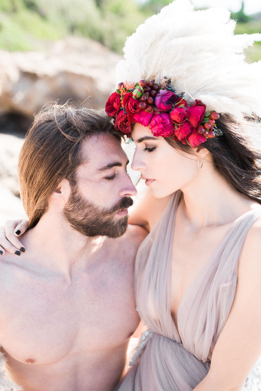 George Liopetas- Hippie Bohemian Inspiration- Sounio Greece-46