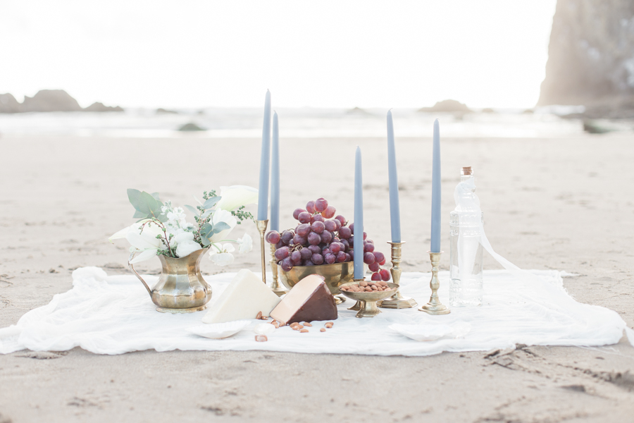 A Beautiful Oregon Coast Love Story: Julie & Denis