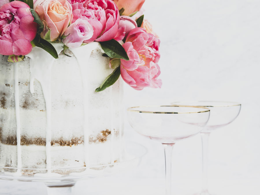 "Say ""I Dough"" with Panasonic Kitchen: Wedding Cake & Favour Recipes"