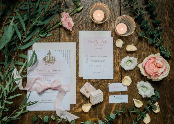 Evelyn & Elliot Wedding Stationery