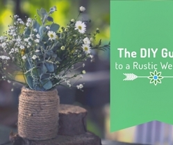 The Ultimate DIY Guide to Creating a Charming Rustic Wedding